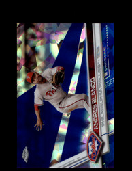 2017 ANDRES BLANCO TOPPS CHROME SAPPHIRE #690 PHILLIES *2800