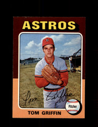 1975 TOM GRIFFIN OPC #188 O-PEE-CHEE ASTROS *R3249