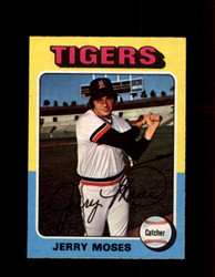 1975 JERRY MOSES OPC #271 O-PEE-CHEE TIGERS *R3169