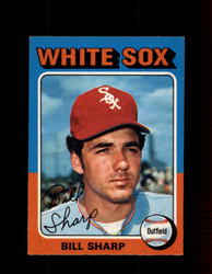 1975 BILL SHARP OPC #373 O-PEE-CHEE WHITE SOX *R3411
