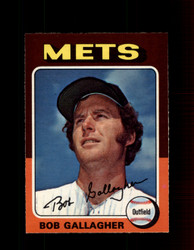 1975 BOB GALLAGHER OPC #406 O-PEE-CHEE METS *R3340