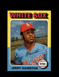 1975 JERRY HAIRSTON OPC #327 O PEE CHEE WHITE SOX *R3450