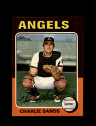 1975 CHARLIE SANDS OPC #548 O PEE CHEE ANGELS *R3560