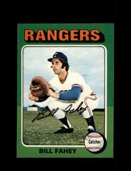 1975 BILL FAHEY OPC #644 O PEE CHEE RANGERS *R3632