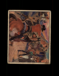 1940 LONE RANGER GUM INC. #17 THE INTERRUPTED COACH ROBBERY *R3483