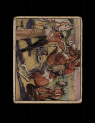 1940 LONE RANGER GUM INC. #23 THREATENING HOOFS *5344