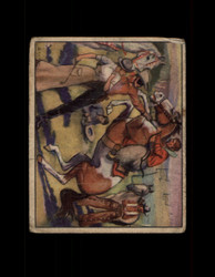 1940 LONE RANGER GUM INC. #23 THREATENING HOOFS *3945