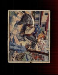 1940 LONE RANGER GUM INC. #38 BROKEN WINDOWS *7478