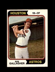 1974 BOB GALLAGHER OPC #21 O-PEE-CHEE ASTROS *1109