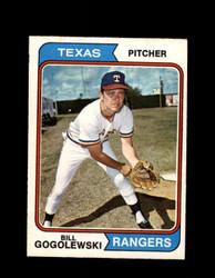 1974 BILL GOGOLEWSKI OPC #242 O-PEE-CHEE RANGERS *R3970