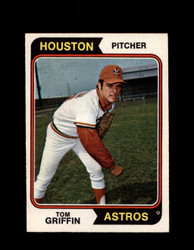 1974 TOM GRIFFIN OPC #256 O-PEE-CHEE ASTROS *R3978