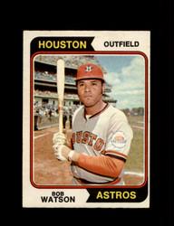 1974 BOB WATSON OPC #370 O-PEE-CHEE ASTROS *R3930