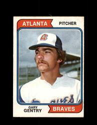 1974 GARY GENTRY OPC #415 O-PEE-CHEE BRAVES *1766