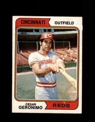 1974 CESAR GERONIMO OPC #181 O-PEE-CHEE REDS *R4157