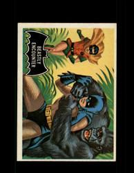 1966 BATMAN OPC #50 BEASTLY ENCOUNTER BLACK BAT *R1257