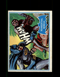 1966 BATMAN OPC #14B NEANDERTHAL NEMESIS BLUE BAT *8923