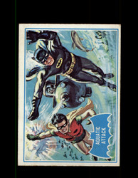 1966 BATMAN OPC #41B AQUATIC ATTACK BLUE BAT *R1093