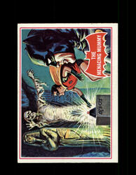 1966 BATMAN OPC #3A THE MENACING MUMMY RED BAT *R4168