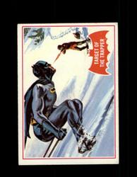 1966 BATMAN OPC #4A TARGET OF THE TRAPPER RED BAT *R4169
