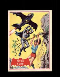 1966 BATMAN OPC #13A OUT ON A LIMB RED BAT *R4174