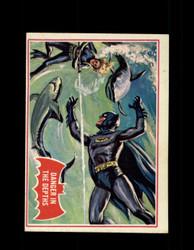 1966 BATMAN OPC #14A DANGER IN THE DEPTHS RED BAT *R4176