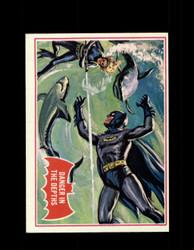 1966 BATMAN OPC #14A DANGER IN THE DEPTHS RED BAT *R4177