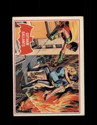 1966 BATMAN OPC #15A GOTHAM GALLANTS RED BAT *R4178