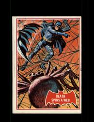 1966 BATMAN OPC #18A DEATH SPINS A WEB RED BAT *R4181