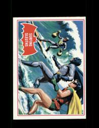 1966 BATMAN OPC #20A SURFING SLEUTHS RED BAT *R4185