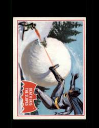 1966 BATMAN OPC #22A DEATH SKIS THE SLOPES RED BAT *R4188