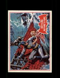 1966 BATMAN OPC #23A BATTLING NATURE'S FURY RED BAT *R4189