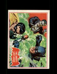 1966 BATMAN OPC #26A THE JOKER'S LAST LAUNCH RED BAT *R4193