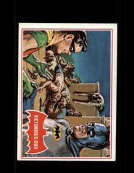 1966 BATMAN OPC #28A VICTORIOUS DUO RED BAT *R4196