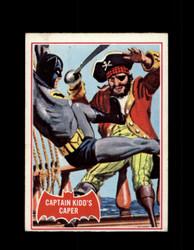 1966 BATMAN OPC #32A CAPTAIN KIDD'S CAPER RED BAT *R4198