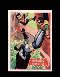 1966 BATMAN OPC #34A THE BATMAN BABY SITTER RED BAT *R4199