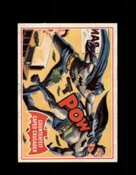 1966 BATMAN OPC #42A COUNTERFEIT CAPED CRUSADER RED BAT *R4205