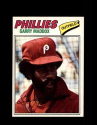 1977 GARRY MADDOX OPC #42 O-PEE-CHEE PHILLIES *R4303