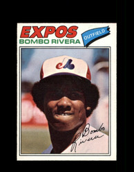 1977 BOMBO RIVERA OPC #54 O-PEE-CHEE EXPOS *R4311