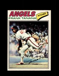 1977 FRANK TANANA OPC #105 O-PEE-CHEE ANGELS *R4338