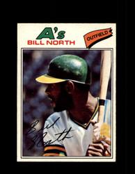 1977 BILL NORTH OPC #106 O-PEE-CHEE ATHLETICS *R4339