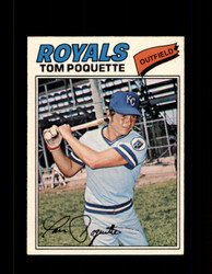 1977 TOM POQUETTE OPC #66 O-PEE-CHEE ROYALS *R4378