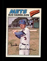 1977 BUD HARRELSON OPC #172 O-PEE-CHEE METS *R4385