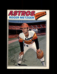 1977 ROGER METZGER OPC #44 O-PEE-CHEE ASTROS *R4471