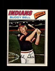 1977 BUDDY BELL OPC #86 O-PEE-CHEE INDIANS *R4498
