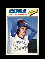 1977 BILL BONHAM OPC #95 O-PEE-CHEE CUBS *R4503
