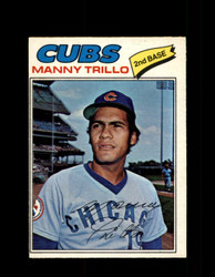 1977 MANNY TRILLO OPC #158 O-PEE-CHEE CUBS *R4537