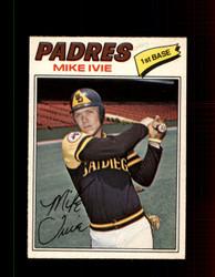 1977 MIKE IVIE OPC #241 O-PEE-CHEE PADRES *R4588