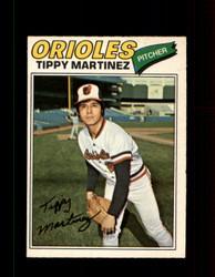 1977 TIPPY MARTINEZ OPC #254 O-PEE-CHEE ORIOLES *R4597