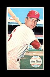 1964 JOHNNY CALLISON TOPPS GIANT #36 PHILLIES *007