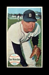1964 DAVE WICKERSHAM TOPPS GIANT #35 TIGERS *008